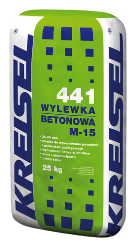 Wylewka betonowa kreisel 442
